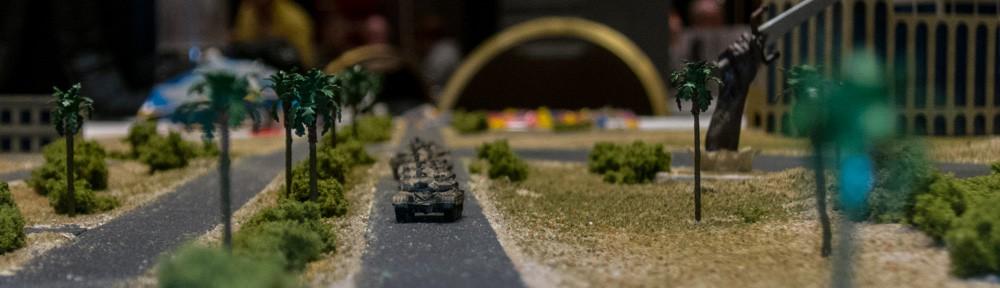 Allens Micro Armor Blog